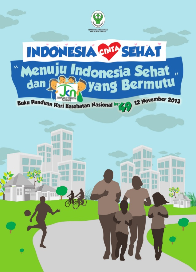 Hari Kesehatan Nasional 12 Nov 13